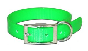 Omnipet Sunglo Neon Green Dog Collar 53.3cm