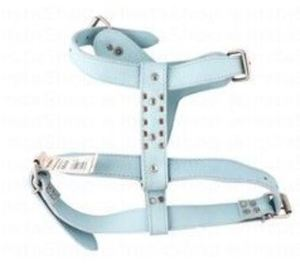 Omnipet Signature Medium Light Blue Dog Harness 1pc