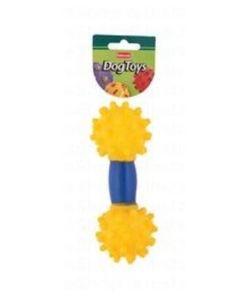 Padovan Blue & Yellow Dog Chew Toy 1pc