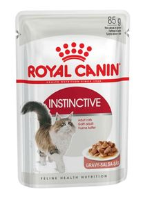 Royal Canin Instinctive Wet Food For Adult Cats 140g