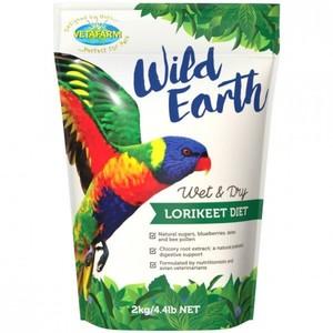 Veta Farm Wild Earth Lorikeet 2kg