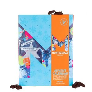 Montezuma's Advent Cal Milk Chocolate Organic 144g