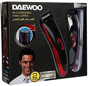 Daewoo Rechargable Hair Clipper 1pc