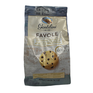 Favole Biscuits With Chocolate Chips 400g
