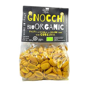 Organic Turmeric Gnocchi 250g