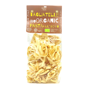 Organic Tagliatelle Egg Pasta 250g