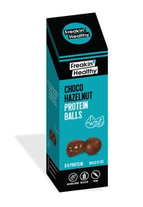 Freakin' Healthy Choco Hazelnut Protein Balls 60g