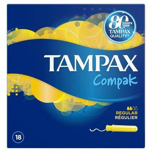 Tampax Regular 86g