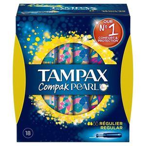 Tampax Pearl Regular 121g
