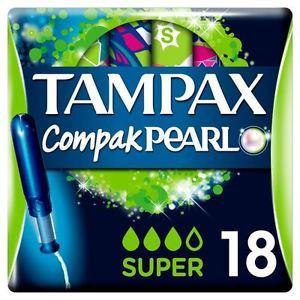 Tampax Pearl Super 130g