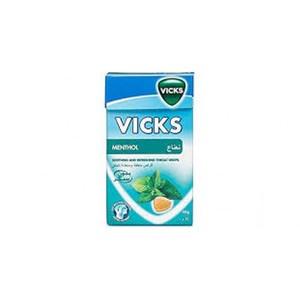 Vicks Menthol Drops 40g