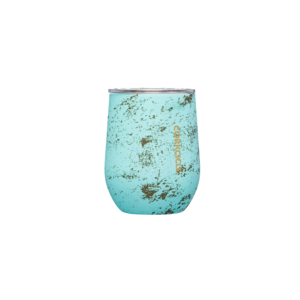 Corkcicle Canteen Stemless Bali Blue 350ml