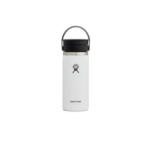 Hydroflask Vacuum Bottle White Std Mouth 620ml