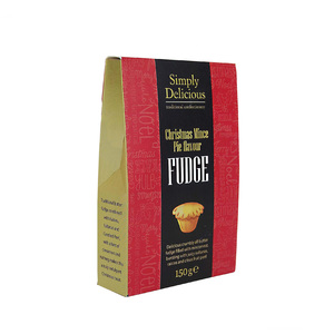 Simply Delicious Mince Pie Crumbly Butter Fudge 150g