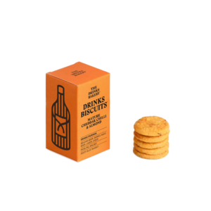 The Drinks Bakery Mature Cheddar Smoked Chilli & Almond 72g