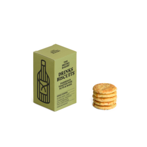 The Drinks Bakery Parmesan Toasted Pine Nuts & Basil 72g