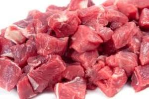Syrian Lamb Cubes 500g