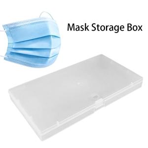 Yashopae Mask Storage Box Portable 1pc