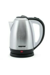 Geepas Stainless Steel Electric Kettle 1pc