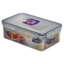 Lock & Lock Rectangular Food Container 1pc