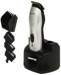Geepas Rechargeable Trimmer 1pc