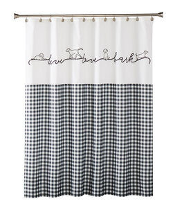 Style Shower Curtain 1pc