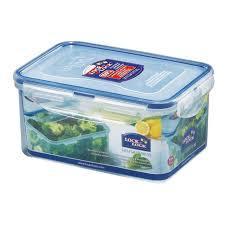 Lock & Lock Square Food Container 1pc