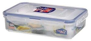Lock & Lock Food Container With Divider 1pc