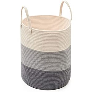 Welltex Ag-344 Round Basket With Rope 1pc
