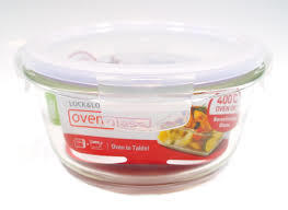 Boroseal11 Heat Resistant Glass Round 1pc