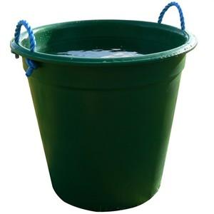 Welltex Round Bucket With Rope Handle 1pc