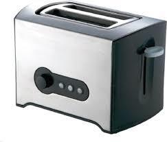 Geepas 2-Slice Bread Toaster Body 1pc