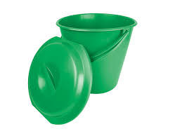 Welltex Ag110L-Bucket With Lid 1pc