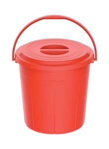 Cosmoplast Bucket 5L With Lid 1pc