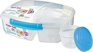 Sistema Triple Split Lunch &Yougurt 1pc