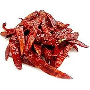 Paul's Dried Whole Chilli 100g