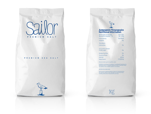 Seagull Table Sea Salt 500g