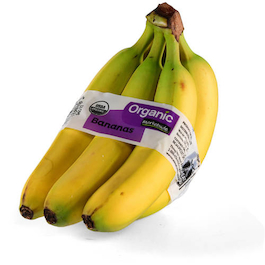 Banana Organic 500g