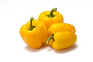 Capsicum Yellow Organic 1pkt