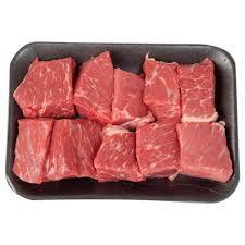 Beef Cubes Brazil 500g