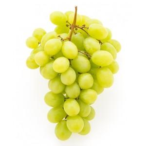 Grapes White Seedless Italy 500g