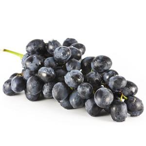 Grapes Black Seedless India 500g pkt