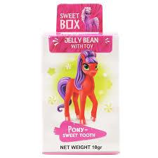 Sweet Box Jelly Bean Pony 10g