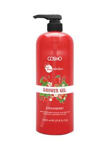 Cosmo Temptation Strawberry Shower Gel 1L