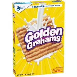 Grand Mills Golden Grahams Cereals 332.9g