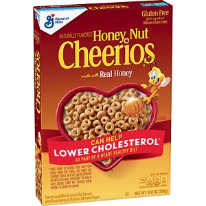 Grand Mills Honey Nut Cheerios 306g