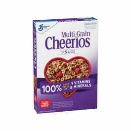 General Mills Multi Grain Cheerios 255g