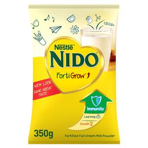 Nestle Nido Fortified Milk Powder Pouch 350g