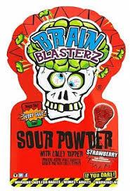 Brain Blasterz I Candy Powder Lolly Sach 10g