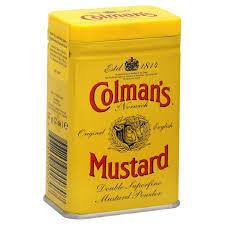 Colman's Mustard Powder Original 57g